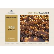 Clusterverlichting 768-lamps soft-LED 'classic warm' - afbeelding 4