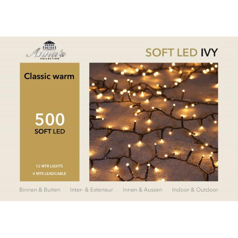 Ivy light soft LED 500-lamps 'classic warm'