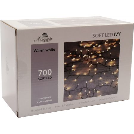 Ivy light soft LED 700-lamps 'warm wit' - afbeelding 1