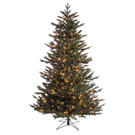 Kunstkerstboom Black Box Macallan Pine 230cm met 408 LED-lampjes