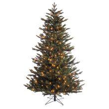 bekijk snel kunstkerstboom macallan pine 260cm met 504 led lampjes